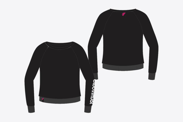 Club Virtual_ontwerpvoorstel sweater