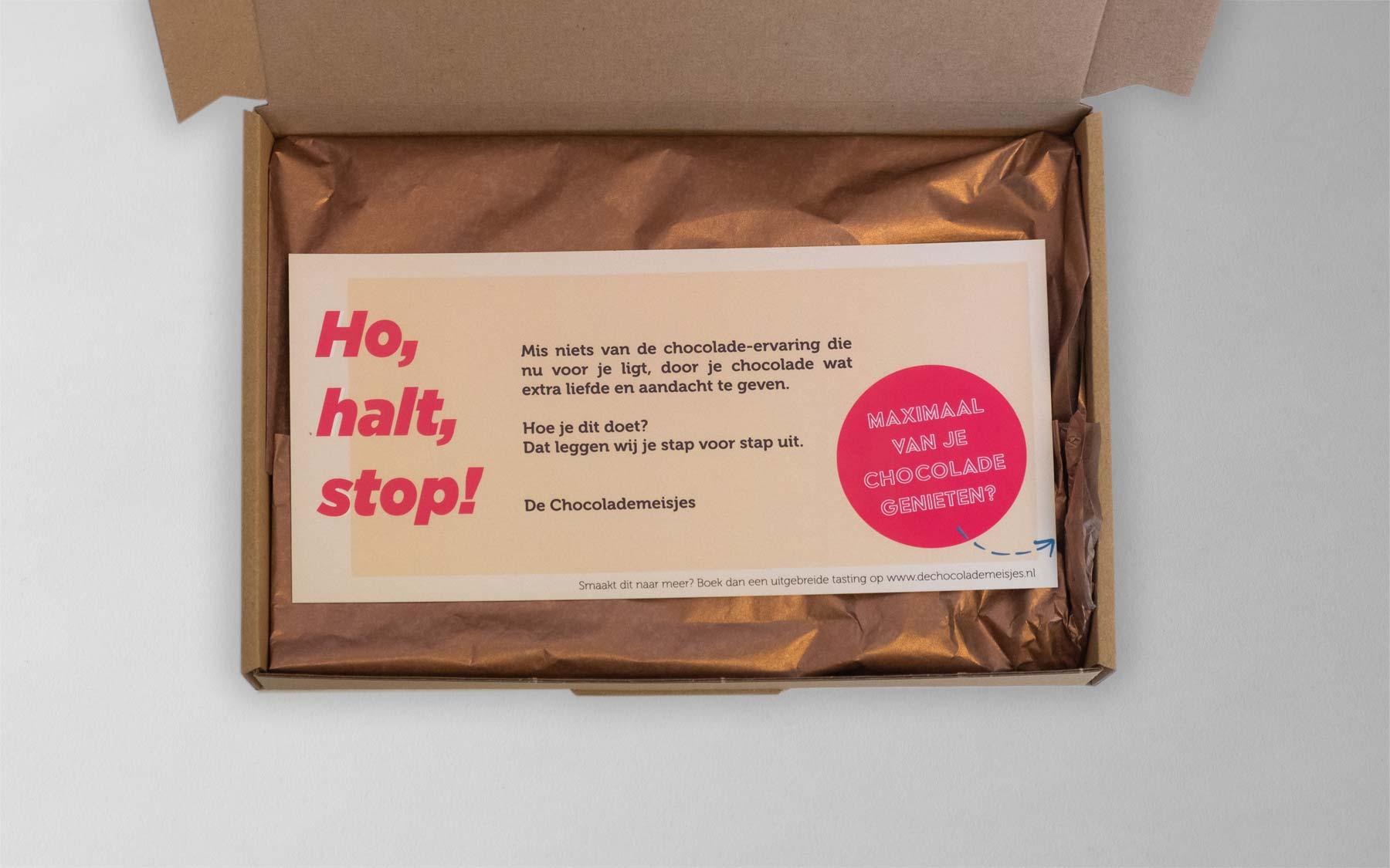 Pakketje De Chocolademeisjes
